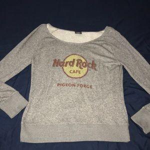 Hard Rock Cafe Long Sleeve